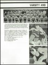 1979 West Delaware High School Yearbook Page 62 & 63