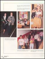 1985 Bluffton High School Yearbook Page 14 & 15