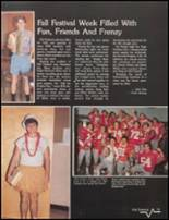 1985 Bluffton High School Yearbook Page 18 & 19