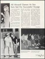 1985 Bluffton High School Yearbook Page 22 & 23