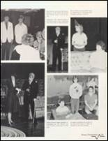 1985 Bluffton High School Yearbook Page 28 & 29