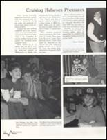 1985 Bluffton High School Yearbook Page 34 & 35