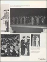 1985 Bluffton High School Yearbook Page 36 & 37