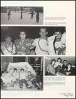 1985 Bluffton High School Yearbook Page 42 & 43