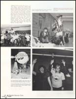 1985 Bluffton High School Yearbook Page 46 & 47