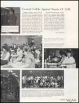 1985 Bluffton High School Yearbook Page 48 & 49