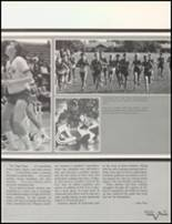 1985 Bluffton High School Yearbook Page 54 & 55