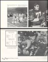 1985 Bluffton High School Yearbook Page 58 & 59