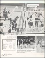 1985 Bluffton High School Yearbook Page 60 & 61