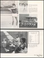 1985 Bluffton High School Yearbook Page 66 & 67
