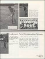 1985 Bluffton High School Yearbook Page 68 & 69