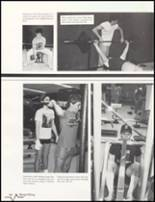 1985 Bluffton High School Yearbook Page 70 & 71
