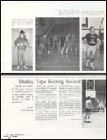 1985 Bluffton High School Yearbook Page 76 & 77