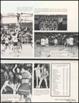 1985 Bluffton High School Yearbook Page 80 & 81