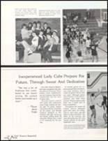 1985 Bluffton High School Yearbook Page 82 & 83