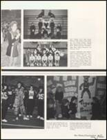 1985 Bluffton High School Yearbook Page 84 & 85