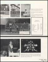 1985 Bluffton High School Yearbook Page 86 & 87