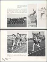 1985 Bluffton High School Yearbook Page 92 & 93
