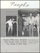 1985 Bluffton High School Yearbook Page 98 & 99