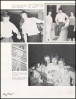 1985 Bluffton High School Yearbook Page 104 & 105