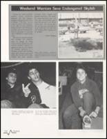 1985 Bluffton High School Yearbook Page 108 & 109