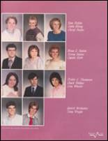 1985 Bluffton High School Yearbook Page 114 & 115