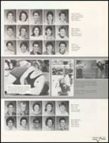 1985 Bluffton High School Yearbook Page 118 & 119