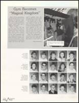 1985 Bluffton High School Yearbook Page 120 & 121