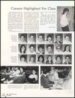 1985 Bluffton High School Yearbook Page 124 & 125