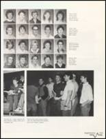 1985 Bluffton High School Yearbook Page 126 & 127