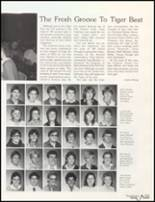 1985 Bluffton High School Yearbook Page 128 & 129