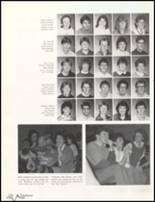 1985 Bluffton High School Yearbook Page 130 & 131