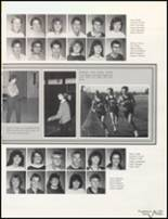 1985 Bluffton High School Yearbook Page 132 & 133