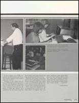 1985 Bluffton High School Yearbook Page 134 & 135