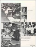 1985 Bluffton High School Yearbook Page 136 & 137