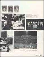 1985 Bluffton High School Yearbook Page 144 & 145