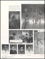 1985 Bluffton High School Yearbook Page 148 & 149