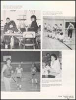1985 Bluffton High School Yearbook Page 150 & 151