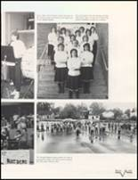 1985 Bluffton High School Yearbook Page 152 & 153