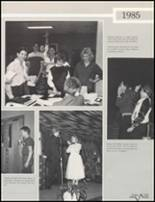 1985 Bluffton High School Yearbook Page 186 & 187