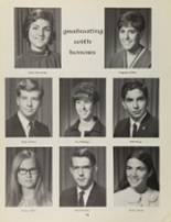 1968 Marina High School Yearbook Page 110 & 111