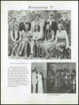 1978 Highland High School Yearbook Page 22 & 23