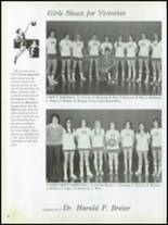 1978 Highland High School Yearbook Page 34 & 35