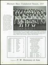 1978 Highland High School Yearbook Page 36 & 37