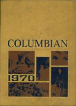 1970 Yearbook Columbia High School