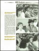 1989 Bloomfield High School Yearbook Page 12 & 13