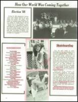 1989 Bloomfield High School Yearbook Page 18 & 19