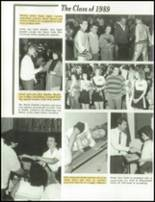 1989 Bloomfield High School Yearbook Page 20 & 21