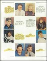 1989 Bloomfield High School Yearbook Page 28 & 29