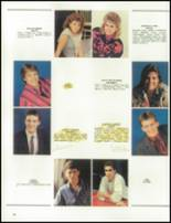 1989 Bloomfield High School Yearbook Page 32 & 33